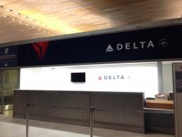 Delta Ticket Desk